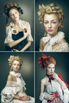Just love the styling of these gorgeous photos...found on Absolute Ladylike Blog via Photobucket