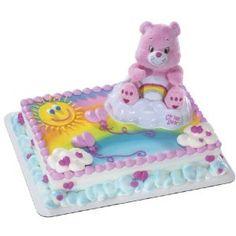 Care Bears Cheer Bear Cake Topper Decoration