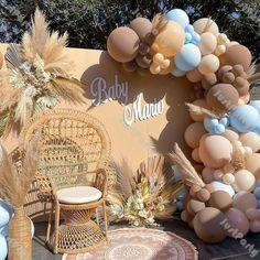 Balloon Garland, Balloon Arch, Balloon Decorations, Birthday Party Decorations, Balloon Pump, The Balloon, Wedding Decorations, Baby Shower Balloons, Baby Shower Parties