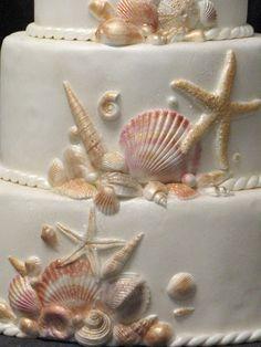 40 Sugar Seashell Candies shipping Worldwide choices of colors. fondant, gumpaste by AChocolateSeashell on Etsy