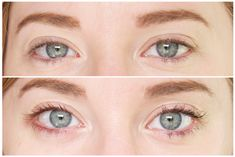 brown mascaras give a gentle, wide-eyed to light summer faces