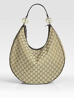 Gucci GG Twins Large Hobo -...     $995.00