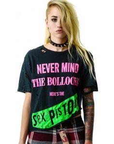 #punk #ripped #destroyed #misfits #balmain http://www.dollskill.com/sitesearch?q=christian+brenner