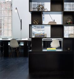 Chapter Indigo offices New York - office interior design - New York, United States - 2012 #workspace #office #workstation