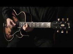 Django in Paris, Joe Pass's Tribute to Django Reinhardt, Two guitars Gibson, one double bass, made with eos 5D mark II and red wine. Django, hommage de Joe Pass à Django Reinhardt, deux guitares Gibson, et un canon eos 5d Mark II