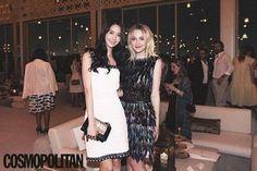 Global sweethearts YoonA and Dakota Fanning pose for 'Cosmopolitan' | http://www.allkpop.com/article/2014/06/global-sweethearts-yoona-and-dakota-fanning-pose-for-cosmopolitan