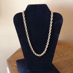 Monet Vintage Chunky Chain