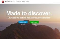 Modern Landing Pages Showcasing Inspirational Web Design
