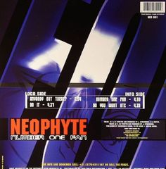 Neophyte - Number One Fan (Vinyl) at Discogs