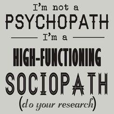 """High-Functioning Sociopath"" Sherlock"