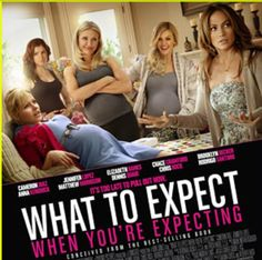 What to expect when your expecting... watched this the other day and honestly thought it was the cutest thing ever