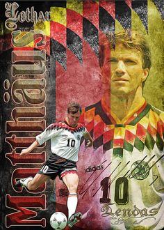 22dbcc083f Alemanha Lothar Mattäus 1994 world cup USA