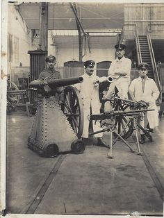 a good picture of a Hotchkiss gun used by the Belgian Army in early 1914.