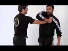 Tutorial Krav Maga Arm Locks and Tactical Restraint & Removal - YouTube