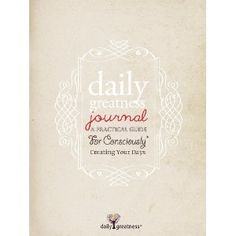 I don't use this particular one but do use a gratitude diary every day and love doing it
