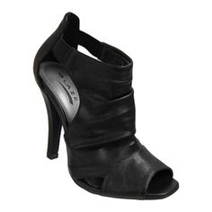 Womens Adi Designs Appeal-2 High Heels Black Synthetic - ONLY $49.95
