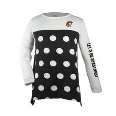 sparta vs athens essay jpg × go spartans  garb apparel girls avril polka dot long sleeve shirt bold dots spartan logo on