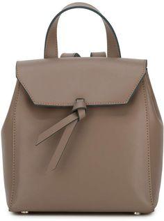 a660616208 Alexandra de Curtis Hepburn Mini Backpack Fango Mini Backpack