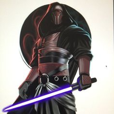 Revan, this is the Canon for me Star Wars Darth Revan, Star Wars Jedi, Star Wars Concept Art, Star Wars Fan Art, Star Wars Pictures, Star Wars Images, Dc Comics, Star Wars Light, Star Wars The Old