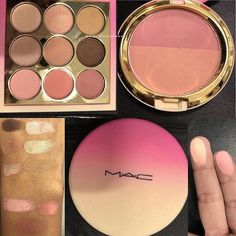 MAC Will Launch The Lunar New Year Collection eyeshadow palette blush