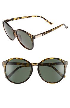 Sole+Society+60mm+Oversize+Sunglasses+available+at+#Nordstrom