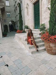 the adriatic coast: travel & style guide Visit Croatia, Croatia Travel, Croatia Pictures, Fitness Wear Women, Coast Style, Beautiful Sunrise, Summer Photos, What To Pack, Montenegro