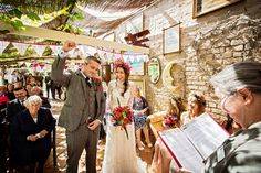 Sabrina + James' Crab & Lobster Wedding   York Wedding Photographer