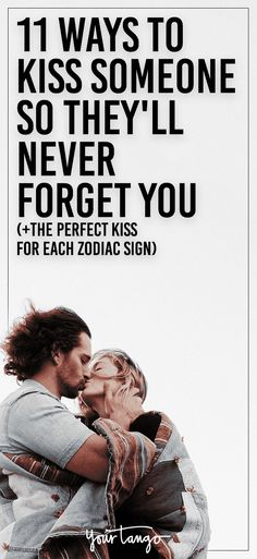 Whether you want to get up close and personal with an intimate kiss, or you prefer to keep your distance, there's one of these 11 types of kisses on this list that'll work for you and your zodiac sign, according to astrology and your horoscope. From frenc Single Lip Kiss, International Kissing Day, Types Of Kisses, Kissing Quotes, Hugs And Kisses Quotes, Perfect Kiss, Old Hollywood Movies, Forehead Kisses, Never Forget You