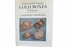 18th Century Gold Boxes of Europe | One Kings Lane