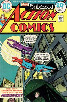 Action Comics (Volume) - Comic Vine