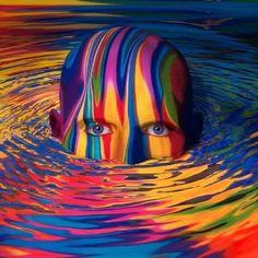 tout est multicolore