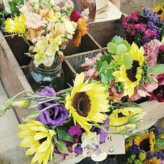 Flowers from #TorontoFlowerMarket