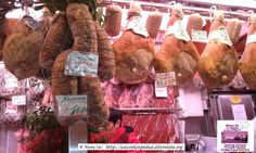 Padova - Padua Italy: explore the food markets with Mama Isa and learn how to cook with Mama Isa's Cooking Classes http://isacookinpadua.altervista.org/ - You'll find a wealth incredibly great food shops - cheese, salami, parmigiano reggiano, prosciutto crudo, mortadella........