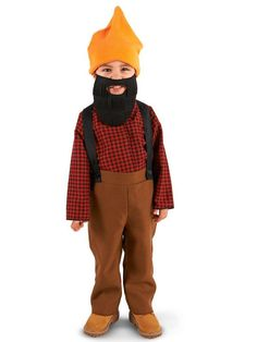 5a79005215db1 Check out Bearded Lumberjack Costume For Toddlers
