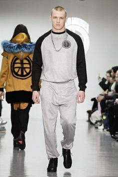 Astrid Andersen Menswear Fall Winter 2014 London - NOWFASHION