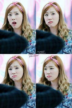 Taeyeon !! So Cute ^^