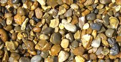 Natural Shingle - delivered to your door by Longwater Gravel, Norfolk