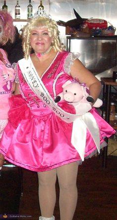 honey boo boo halloween costume contest via costumeworks - Boo Halloween Costumes