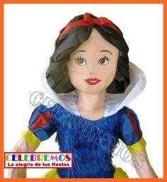 Piñata de la Princesa Blanca Nieves