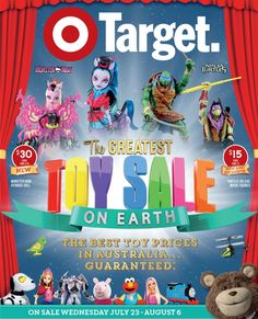 """Target launches their """"Greatest Toy Sale on Earth"""", offering off all LEGO sets and great exclusives like the Star Wars Ewok Village and Sale runs from 23 July to 6 August Toy Sale, New Toys, Cool Toys, Lego, Target, Dolls, Baby Dolls, Doll, Legos"""