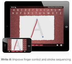 Dexteria, App for fine motor skill development - Pinned by @PediaStaff – Please visit http://ht.ly/63sNt for all (hundreds of) our pediatric therapy pins