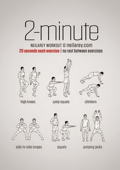 B4tea: 235 Workouts that do not needed Equipments.