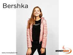 MONEYBACK MEXICO. BERSHKA has made its way through the world of fashion with its modern clothes and good style. Don't forget to visit any of their stores in malls in Mexico and get a refund for your purchases #moneyback www.moneyback.mx