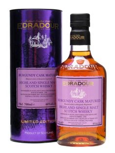 EDRADOUR 2003 Burgundy Cask Matured Batch 1, Highlands
