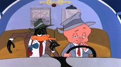 True Detective Goes Really Well With... Looney Tunes
