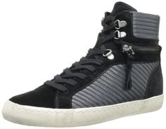 French Connection Women's Lodlow Fashion Sneaker,Black,36 EU/6 M US French Connection http://www.amazon.com/dp/B00C9VLN2W/ref=cm_sw_r_pi_dp_DV6dub01B97GW