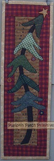 Holiday Tree,from  Special occasion wall hangings