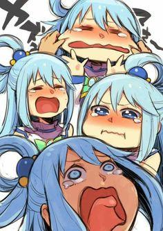 The faces of Aqua