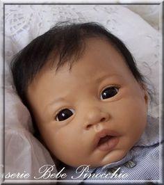 BABY DOLL REBORN ADRIAN kit Jen Printy BY NURSERIE BEBE PINNOCCCHIO | eBay