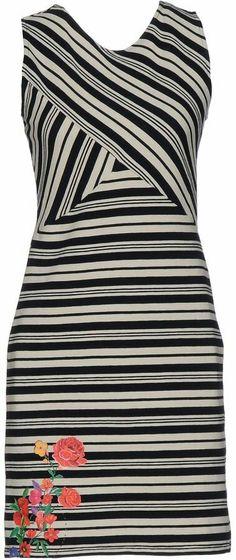 My favorite Short Dress by Desigual ❤ #fashion #style #dresses #summerstyle #summerfashion